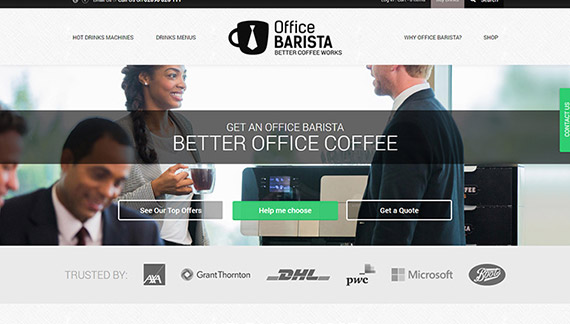 Office Barista